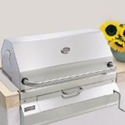 """Picture of Firemagic Built-In Legacy 24""""  Charcoal Grill"""