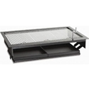 """Picture of Firemagic Classic Built-In Countertop Firemaster 23"""" Charcoal Grill"""