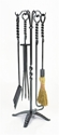 Picture of 5 pc. Tool Set - Rope Pattern Graphite
