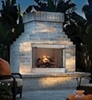 Picture for category Outdoor Gas Fireplace